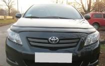 Дефлектор капота Тойота Королла Е150 (мухобойка Toyota Corolla E150)