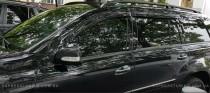 Ветровики Мерседес GL 164 (дефлекторы окон Mercedes GL Class X164)