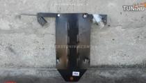 Защита коробки передач Бмв 3 Ф30 (защита АКПП BMW 3 Series F30)