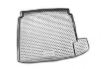 Коврик в багажник Чери М11 седан (автомобильный коврик багажника Chery M11 sedan)