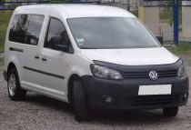 Дефлектор капота Фольксваген Кадди (Мухобойка Volkswagen Caddy)