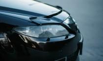 Дефлектор капота Мазда 6 GG (мухобойка Mazda 6 GG)