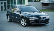 купить Дефлектор капота Мазда 6 (дефлектор на капот Mazda 6)