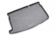 Коврик в багажник Мазда 2 DE (автомобильный коврик багажника Mazda 2 DE)