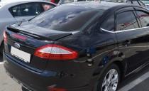 Купить спойлер на крышку багажника Форд Мондео 4 (антикрыло)