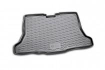 Коврик в багажник Ниссан Тиида 1 хэтчбек (автомобильный коврик багажника Nissan Tiida 1 hatchback)