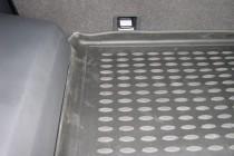 Коврик в багажник Опель Антара (автомобильный коврик багажника Opel Antara)
