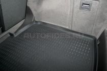 автомобильный ковер в багажник Opel Vectra C hatchback)