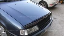 Дефлектор капота Опель Вектра А (мухобойка Opel Vectra A)
