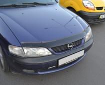 Дефлектор капота Опель Вектра Б (мухобойка Opel Vectra B)