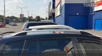 рейлинги на крышу Ford Fusion Crown алюминий