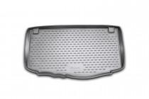 Коврик в багажник Киа Пиканто 2 (автомобильный коврик багажника Kia Picanto 2)