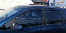 Ветровики окон Форд Галакси 1 (дефлекторы окон Ford Galaxy 1)
