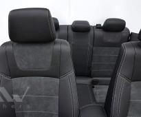 Чехлы БМВ Х1 Е84 (авточехлы на сидения BMW X1 E84)