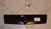 Зимняя заглушка решетки радиатора Фиат Добло 1 глянец (заглушка решетки Fiat Doblo 1)