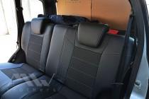 Чехлы в салон Шевроле Нива (авточехлы на сиденья Chevrolet Niva)
