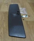 Накладка на решетку радиатора Fiat Doblo 1 (зимняя решетка на Фи