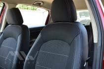 Чехлы Фиат Гранде Пунто (авточехлы на сиденья Fiat Grande Punto)