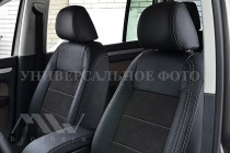 Чехлы Ford Fiesta 5 (авточехлы на сиденья Форд Фиеста МК5)
