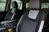 Чехлы Land Rover Freelander 2 (авточехлы на сиденья Ленд Ровер Фрилендер 2)