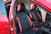 Чехлы Мазда 3 BM (авточехлы на сидения Mazda 3 BM)