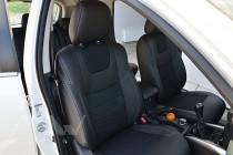 Чехлы в салон Mitsubishi Pajero Sport 3 (авточехлы на сидения Ми