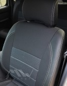 Чехлы Ниссан НП 300 (авточехлы на сидения Nissan NP300)