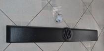 Накладка на решетку радиатора Фольксваген Транспортер Т4 (зимняя накладка решетки Volkswagen Transporter T4)