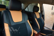 Чехлы MW Brothers Чехлы Тойота Камри 30 (авточехлы на сидения Toyota Camry V30)