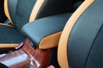 Чехлы сидений Toyota Camry V30