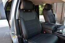 Чехлы MW Brothers Чехлы Тойота Тундра 3 (авточехлы на сидения Toyota Tundra 3)