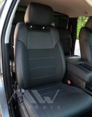 купить Чехлы Тойота Тундра 3 (авточехлы на сидения Toyota Tundra