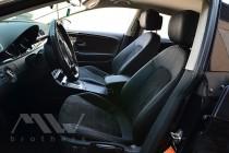 заказать Чехлы Volkswagen Passat CC (авточехлы на сиденья Фолькс