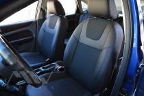 Чехлы MW Brothers Чехлы Ford Focus 2 (авточехлы на сидения Форд Фокус 2)