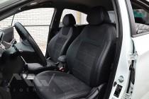 Чехлы MW Brothers Чехлы для Хендай Акцент 4 (авточехлы на сиденья Hyundai Accent 4)