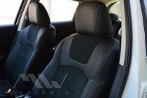 Чехлы MW Brothers Чехлы Nissan Juke (авточехлы на сидения Ниссан Жук)