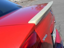 Установка спойлера на Опель Астру G (лип спойлер Opel Astra Clas