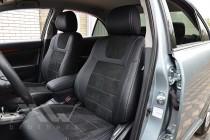 Чехлы Toyota Avensis 2 T25 (авточехлы на сидения Тойота Авенсис 2 Т25)