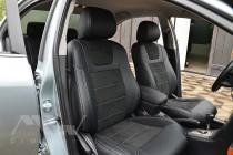 Чехлы в слаон Тойота Авенсис 2 Т25