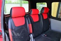 заказать чехлы для Volkswagen Caddy 3