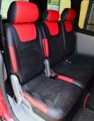 купить чехлы для Volkswagen Caddy 3