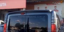 Спойлер Ниссан Примастар (спойлер задней двери Nissan Primastar)