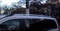 Рейлинги Мерседес Вито 447 (рейлинги на крышу Mercedes Vito W447 концевик.пласт.)