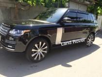 Cobra Tuning Ветровики Ленд Ровер Лендж Ровер Вог (дефлекторы окон Land Rover Range Rover Vogue)