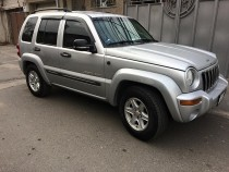 Ветровики Джип Либерти КК (дефлекторы окон Jeep Liberty KK)