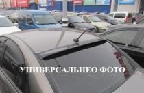 Козырек на заднее стекло Хендай Акцент 3 (ветровик заднего стекла Hyundai Accent 3)