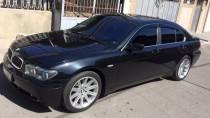 Ветровики БМВ 7 Е65 (дефлекторы окон BMW 7 E65)