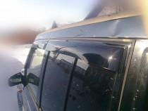 Ветровики Сузуки Гранд Витара (дефлекторы окон Suzuki Grand Vitara 5D)