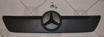 Зимняя накладка на решетку Мерседес Спринтер W901 (матовая накладка на решетку Mercedes Sprinter W901)