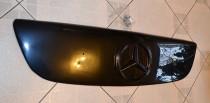 Зимняя заглушка решетки Мерседес Спринтер W906 (глянцевая заглушка Mercedes Sprinter W906)